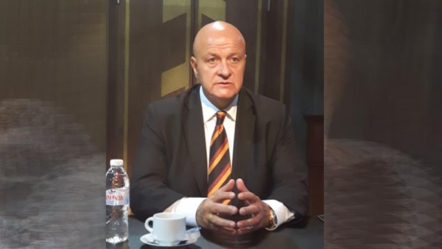 Шарлопов: За президентските избори не съм финансирал ГЕРБ