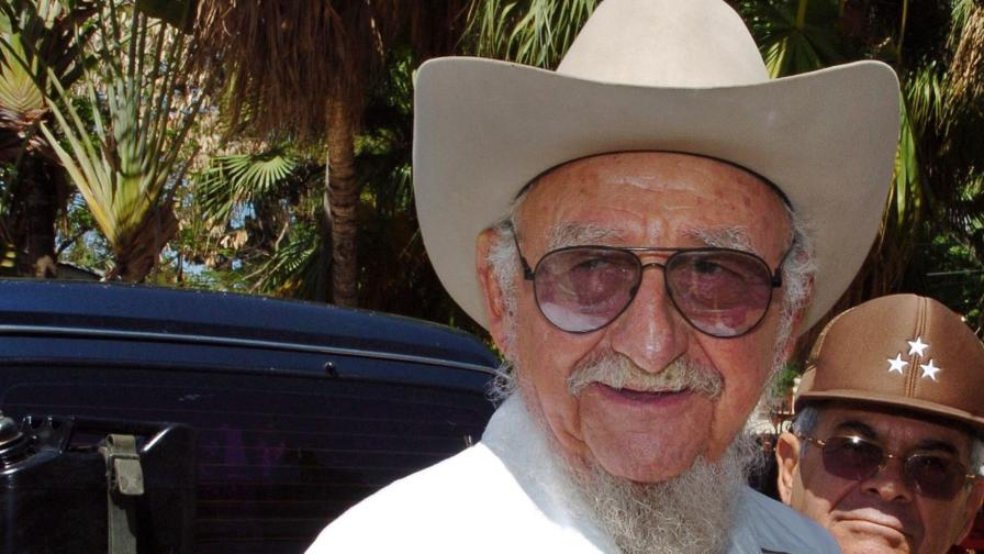 Почина най-големият от братята Кастро - Рамон