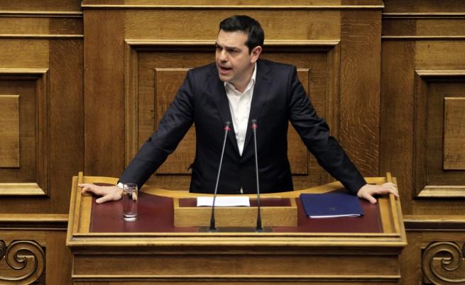 Ципрас за Македония: Отиваме да вземем, а не да дадем