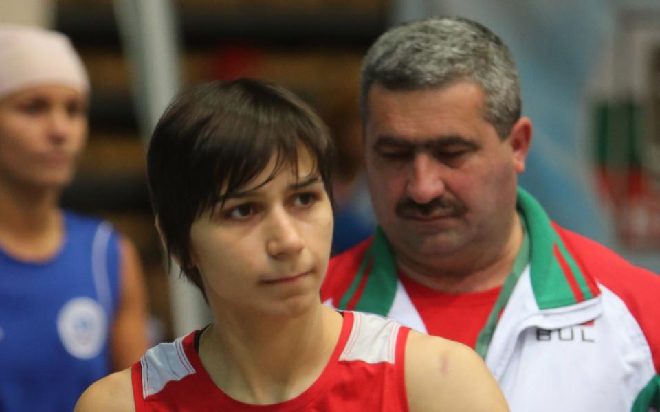 Габриела Димитрова стартира на Световното по бокс