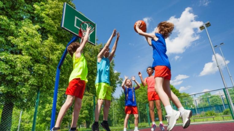 спорт деца тийнейджъри
