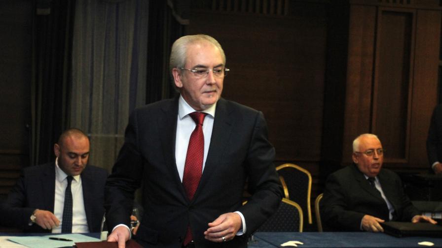 Съдът отказа да регистрира партията на Местан