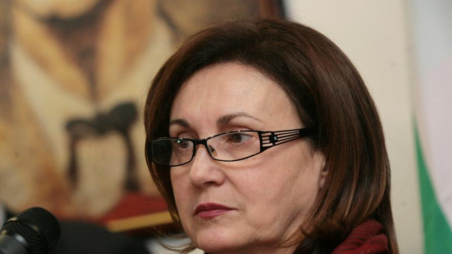 Бъчварова: Няма информация за горива на ИД в България
