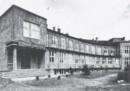 Болницата-паметник след построяването й