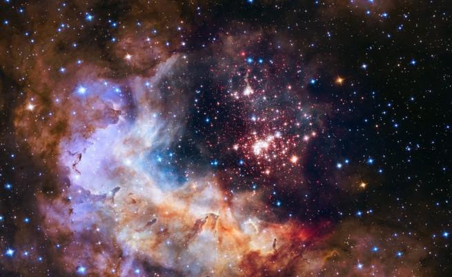 Вселената може да има 10 пъти повече галактики от очакваното