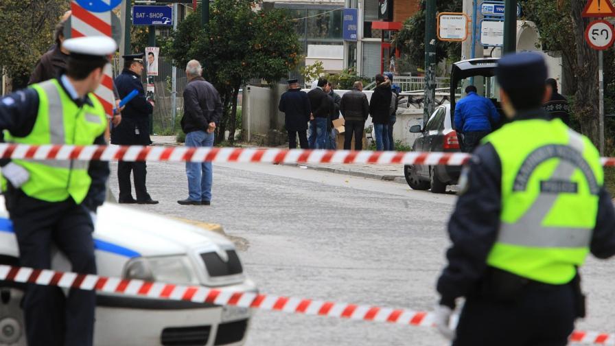 Приятелка и колега разчленили българина в Атина
