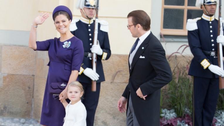 принцеса Виктория и принц Даниел