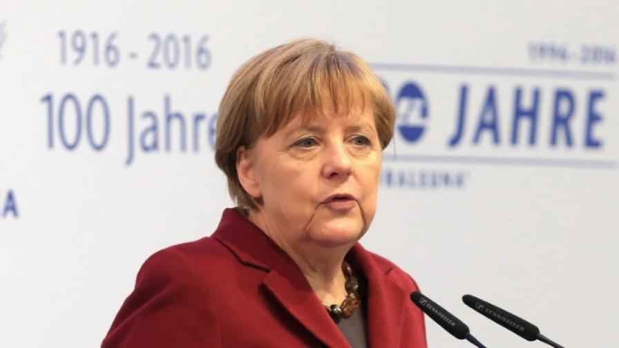 Меркeл: Не се страхувайте от бежанците, запознайте се