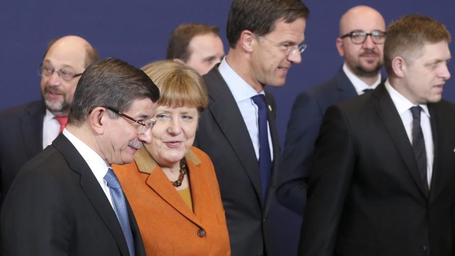 Наддаването продължава, няма сделка ЕС-Турция