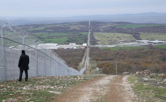 Ограда и с Гърция, въпреки че тази с Турция е недовършена