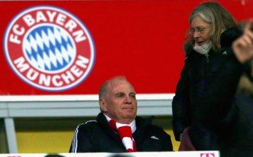 Ули Хьонес: Убеден съм, че Германия ще приеме Евро 2024