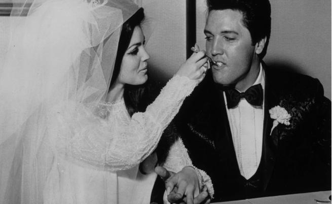 Елвис Пресли и Присила