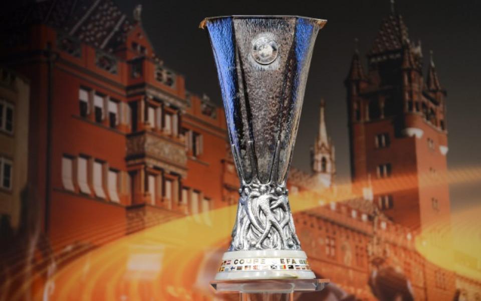 Сасуоло отвя Звезда, всички резултати в Лига Европа