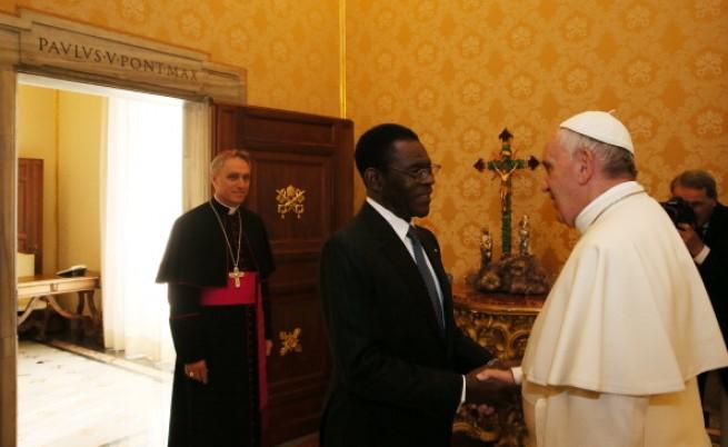 Теодоро Обианг Нгема Мбасого