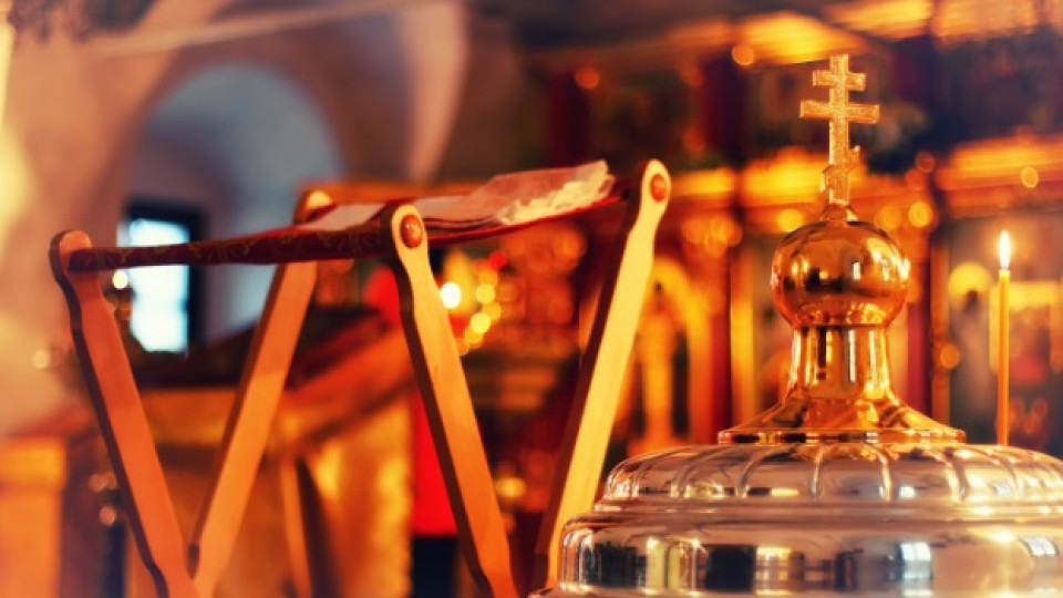 църква свещи християнство свещ