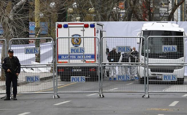 Турция удари ПКК в отговор на атентата в Анкара