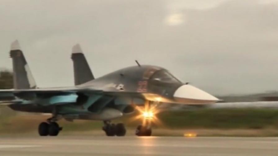 Скандал София-Москва заради прелитащи руски самолети