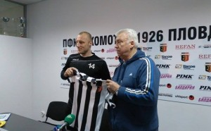 Иван Иванов: Локомотив го чакат големи неща
