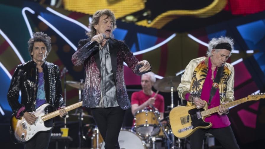 """""""Ролинг стоунс"""" с първи концерт Мексико след 10 г."""