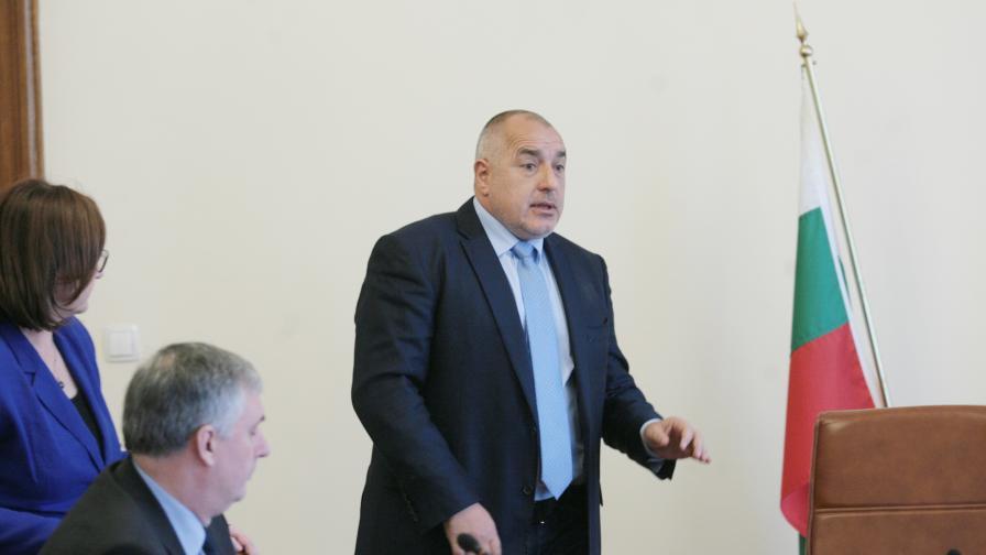 Борисов: При тези показатели ще ме е срам да има предсрочни избори