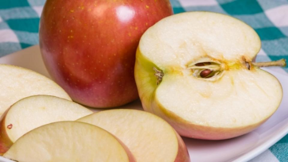 Пържени ябълки
