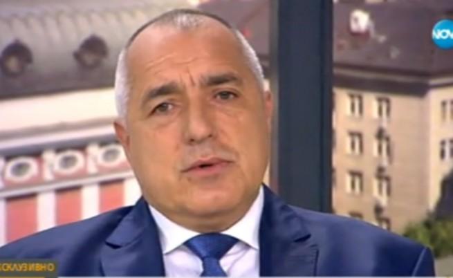 Борисов: Щеше да падне правителството