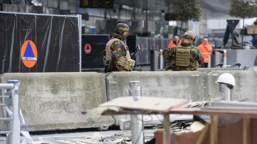 Следващите цели на терористите - Германия и Великобритания
