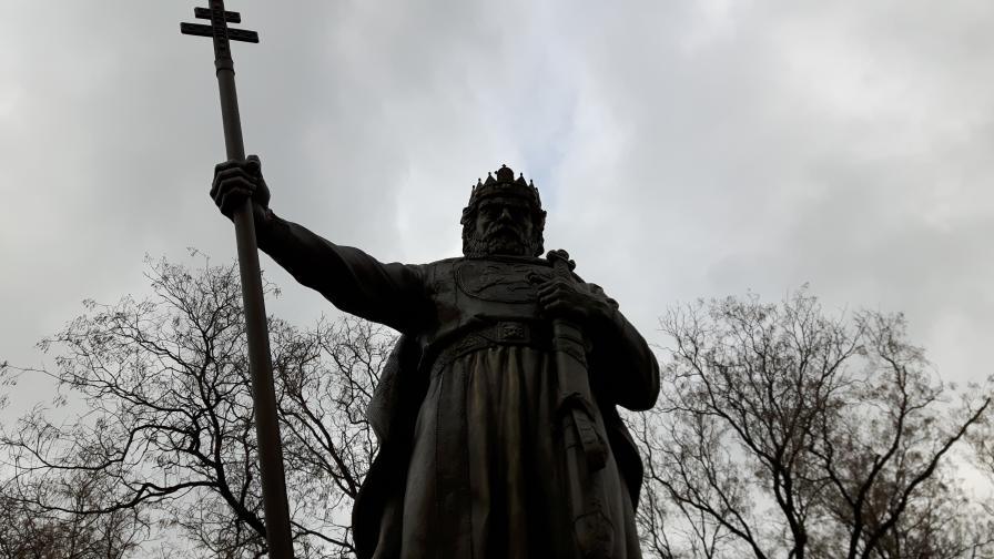 Паметникът на цар Самуил
