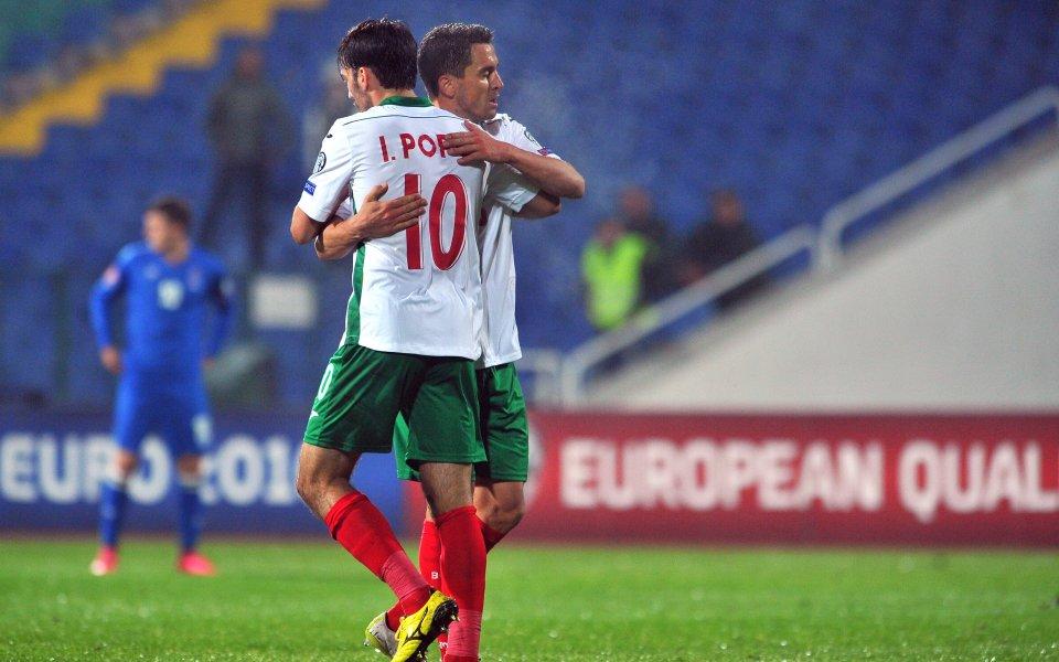 Ивелин Попов: Тази победа не ни прави европейски или световни шампиони