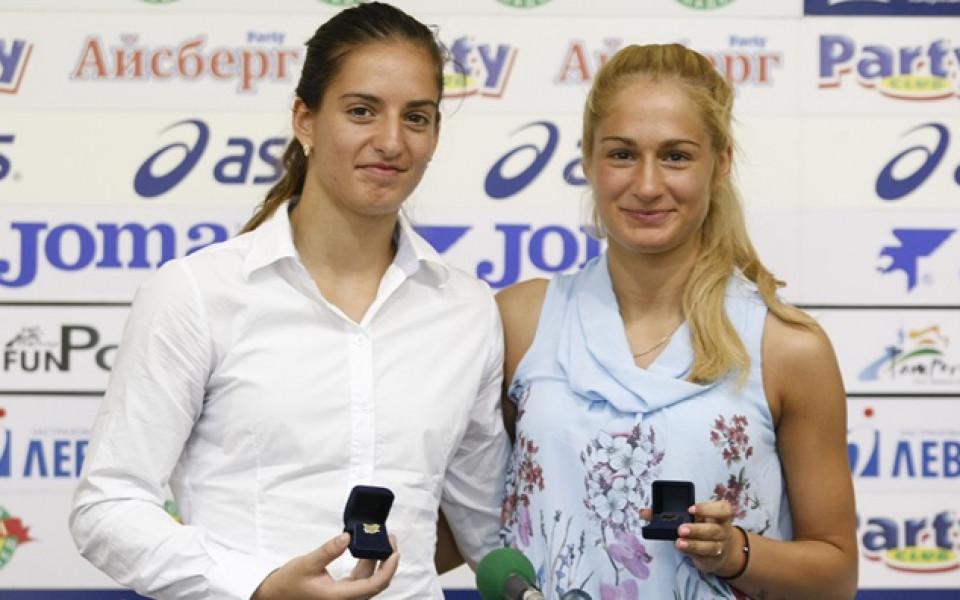 Сестри Стоеви се класираха на финал в Алмере