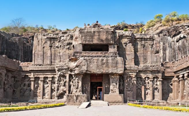 Храмът Кайлаша