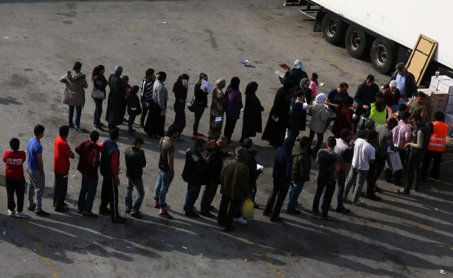 """Турция връща бежанци на """"Ислямска държава"""""""