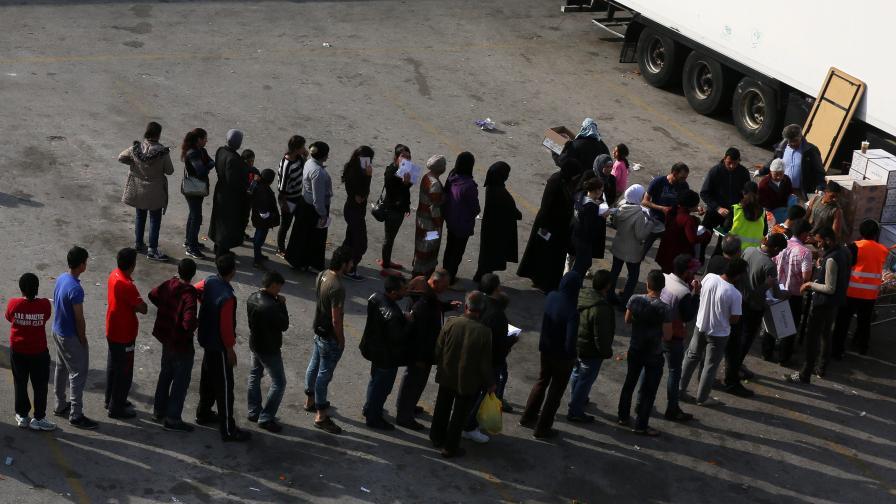 Проучване: Руснаците са най-враждебни към бежанците