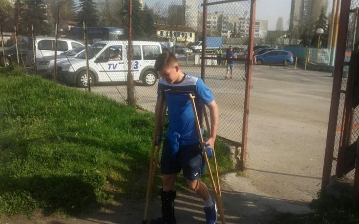 Играчи на Левски положиха изпит на