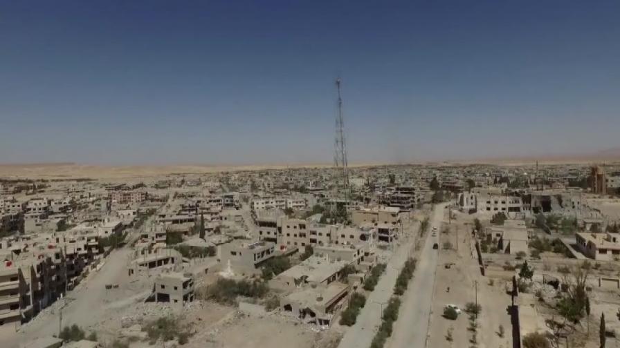 """Руската армия мачка в Сирия, """"Нощен ловец"""" срещу ИД"""
