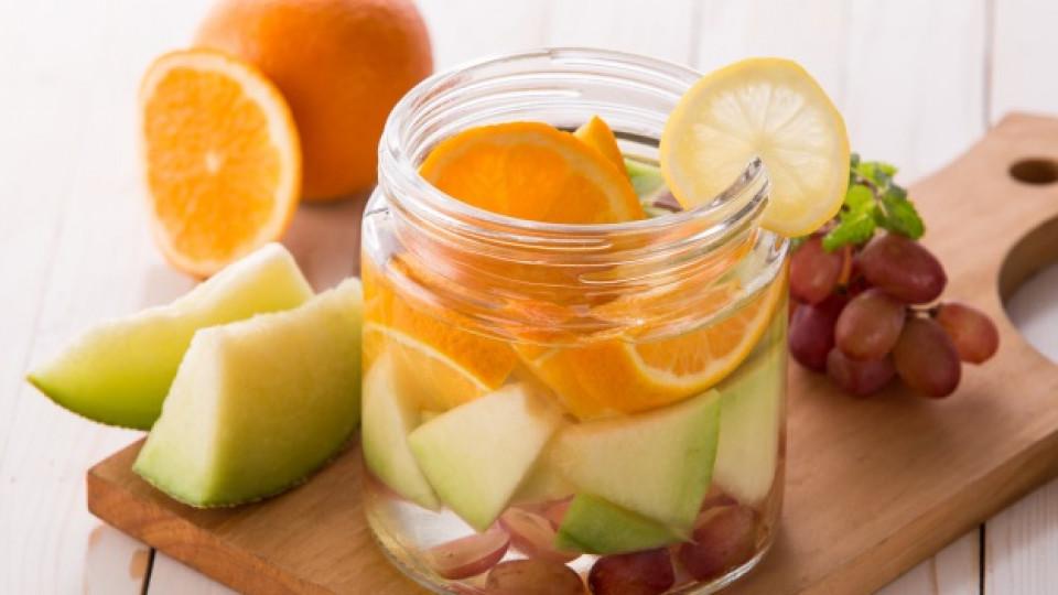 Напитка за възстановяване и зареждане на тялото