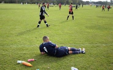 Без аматьорски футбол в България докато трае пандемията от COVID-19