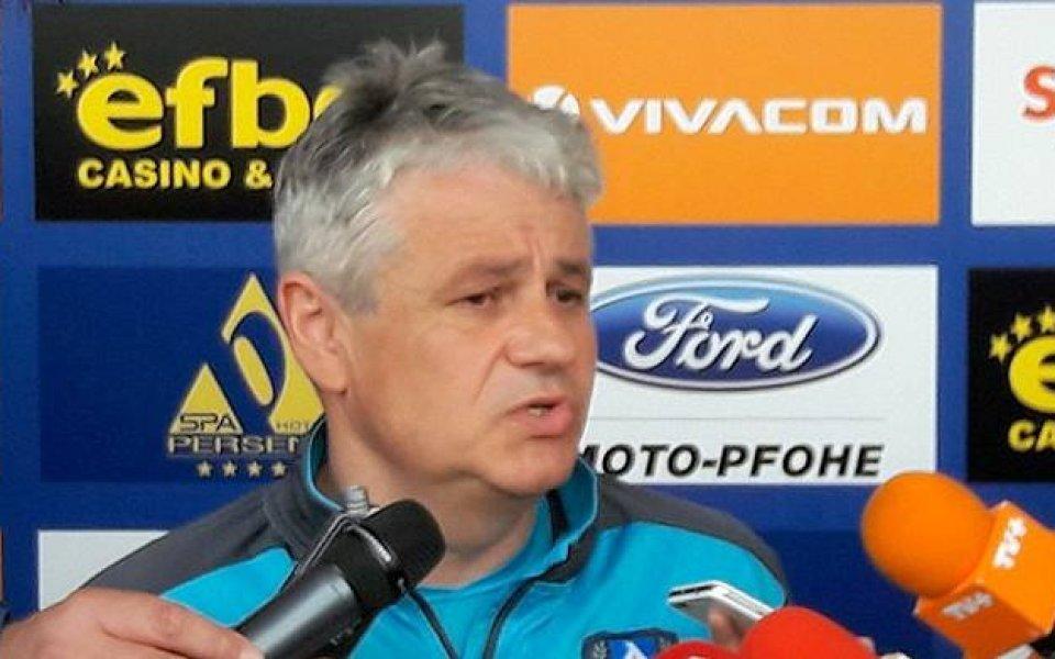 Стоев: Няма развитие по преговорите с Бедоя