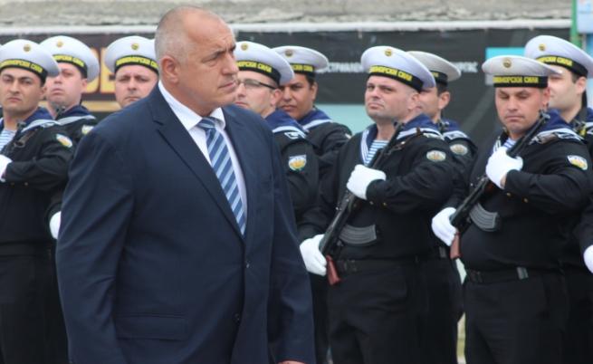 Борисов: Не е нужно НАТО да идва да ни пази