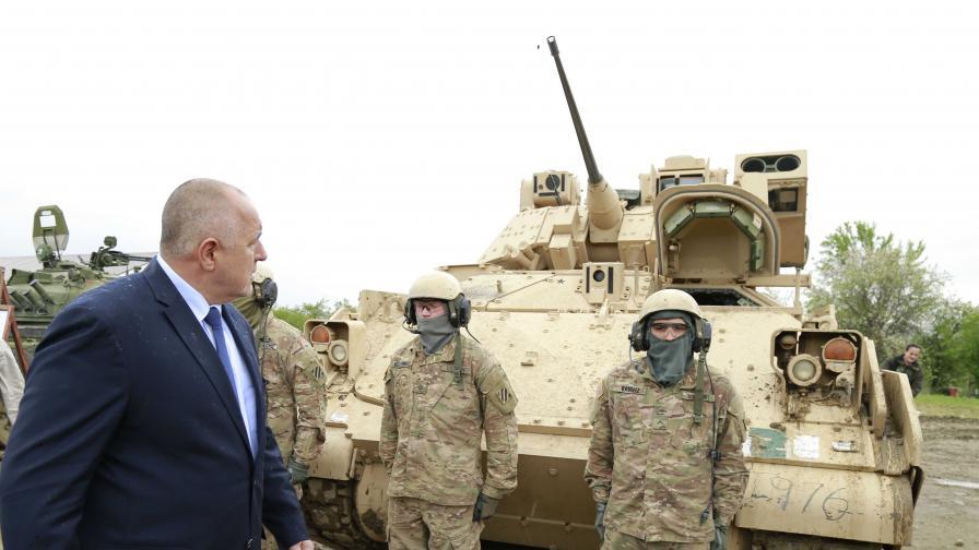 Парламентът реши: България купува изтребители и танкове