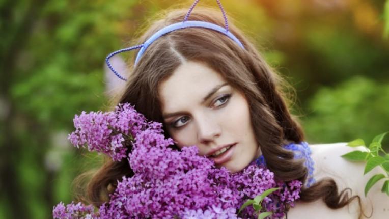 жена люляк романтика пролет