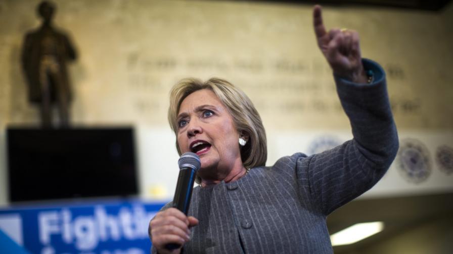 Проучване: Хилари Клинтън дръпна пред Тръмп