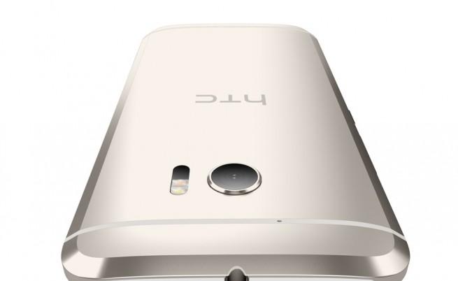 HTC 10 в цяло парче алуминий