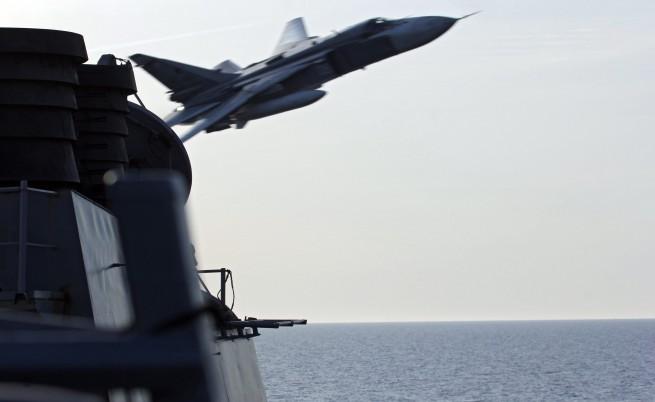 Русия наистина уплаши САЩ в Балтийско море