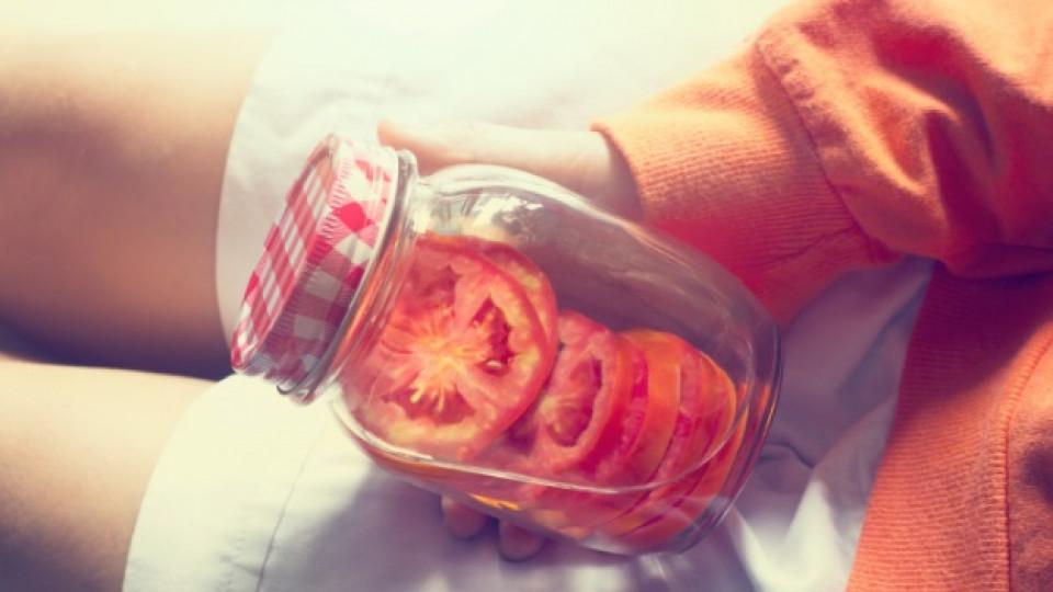 Какво да ядем, ако не можем да изпием 8 чаши вода през деня