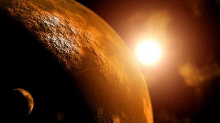 Марс Космос планета планети хороскоп хороскопи