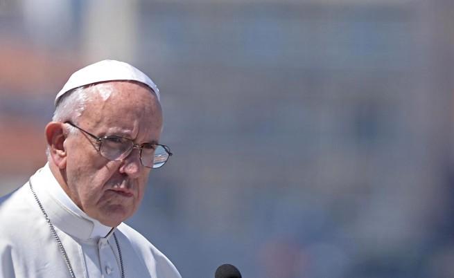 Папата: Ние всички сме имигранти