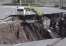 Търсят оцелели в Япония, магистрала глътна хора
