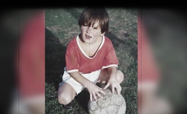 Лионел Меси - златното момче на футбола