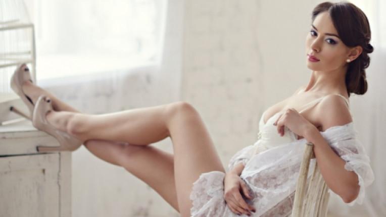 Интимност жена страст нощ